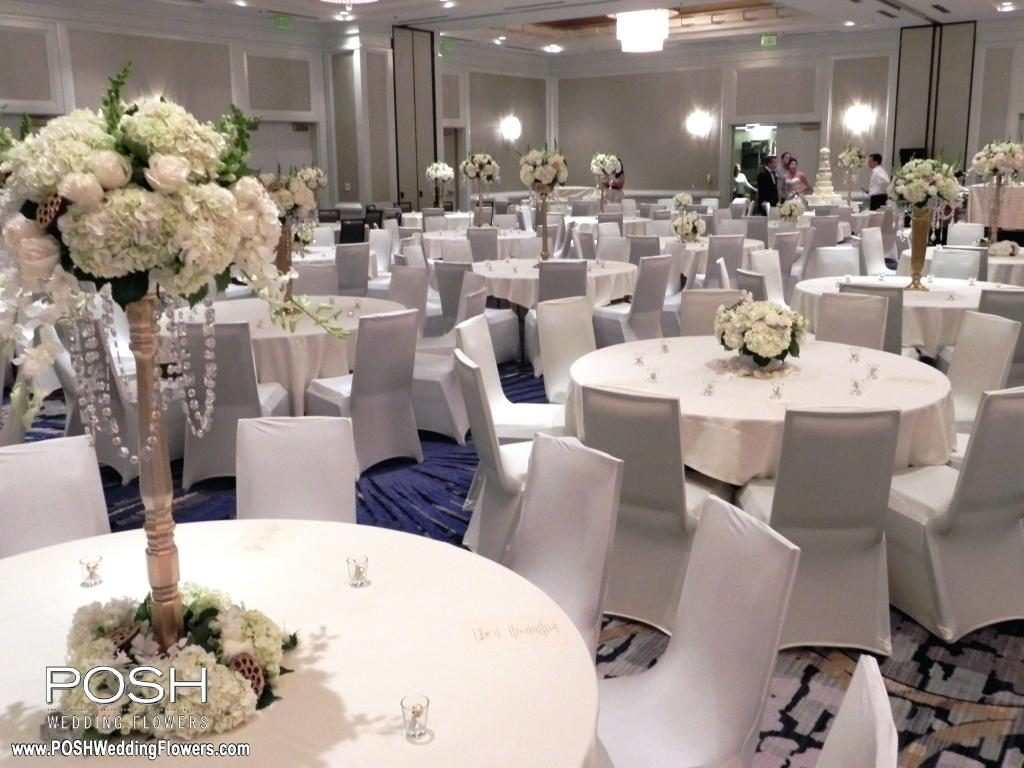 weddings at the seattle marriott waterfront seattle wedding flowers by posh. Black Bedroom Furniture Sets. Home Design Ideas