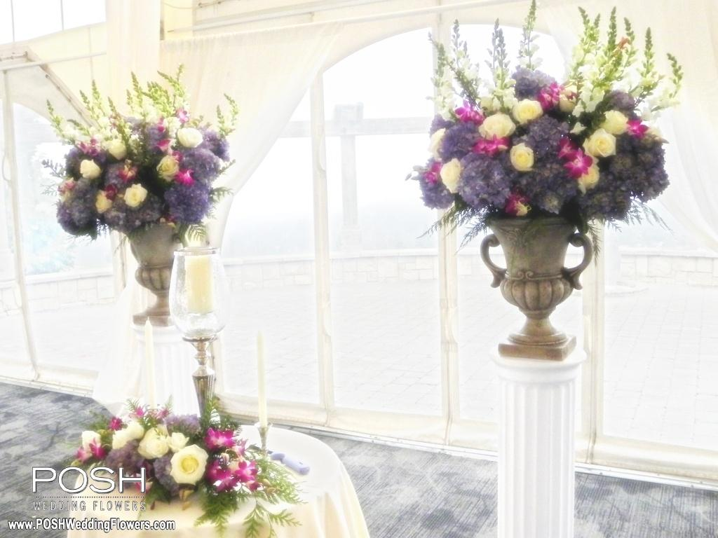 venice and dewayne at newcastle golf and country club seattle wedding flowers by posh. Black Bedroom Furniture Sets. Home Design Ideas