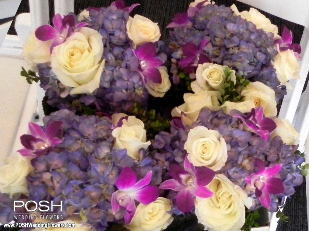 At NewCastle Golf And Country Club Seattle Wedding Flowers By POSH