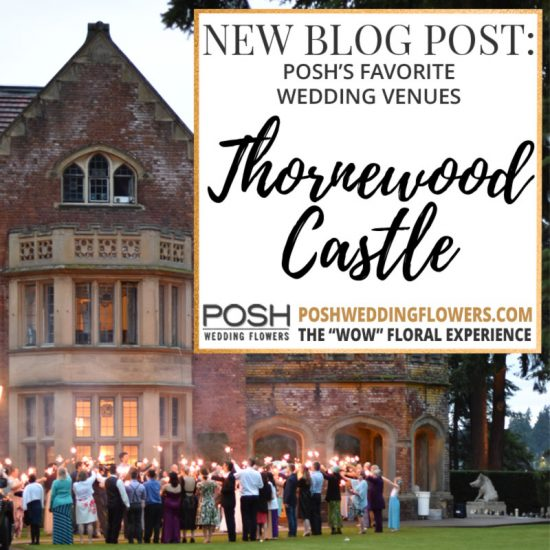 Thornewood Castle Wedding Photos