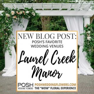 Laurel Creek Manor Weddings