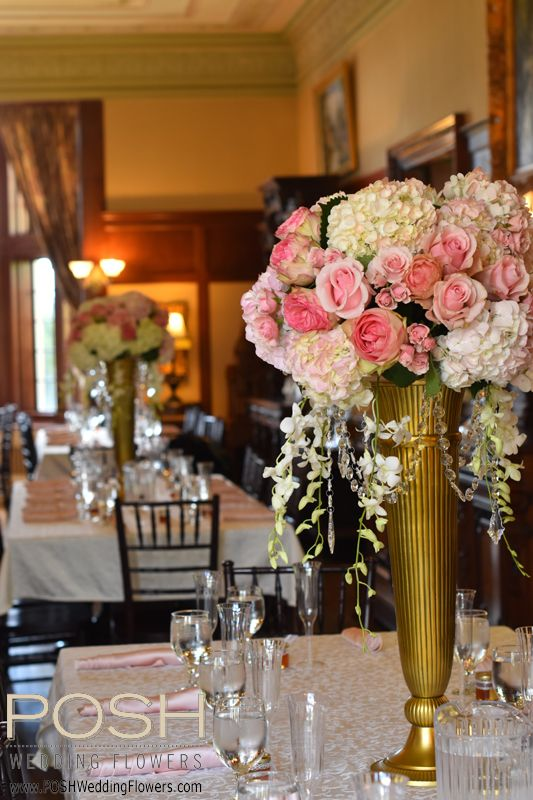 Average Cost Of Wedding Flowers And Centerpieces Centerpiece Tall Classic Posh Seattle By