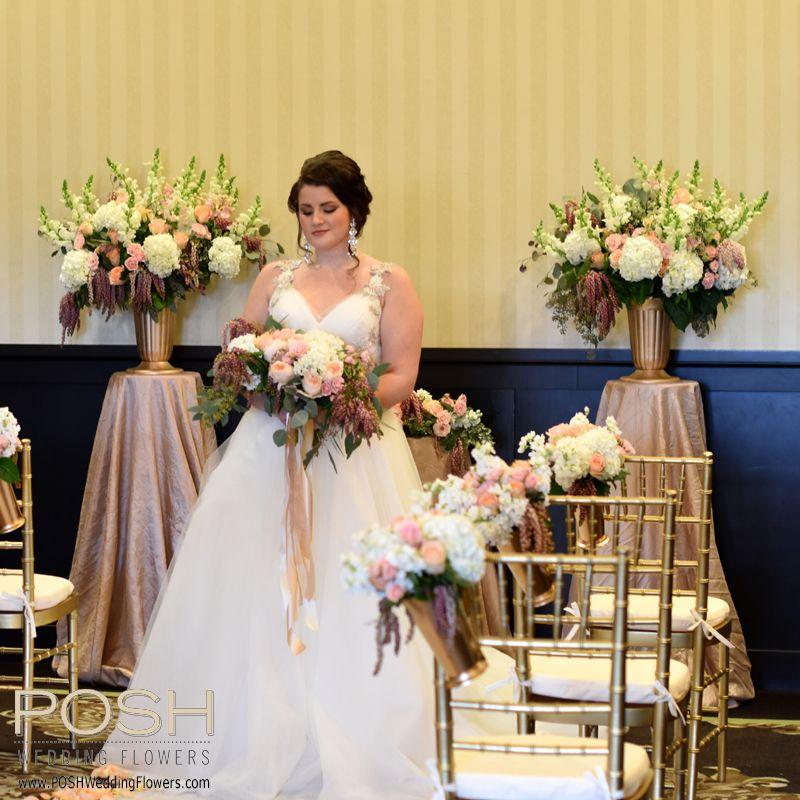 Altar Flowers Wedding Cost: Seattle Wedding Flowers By POSH