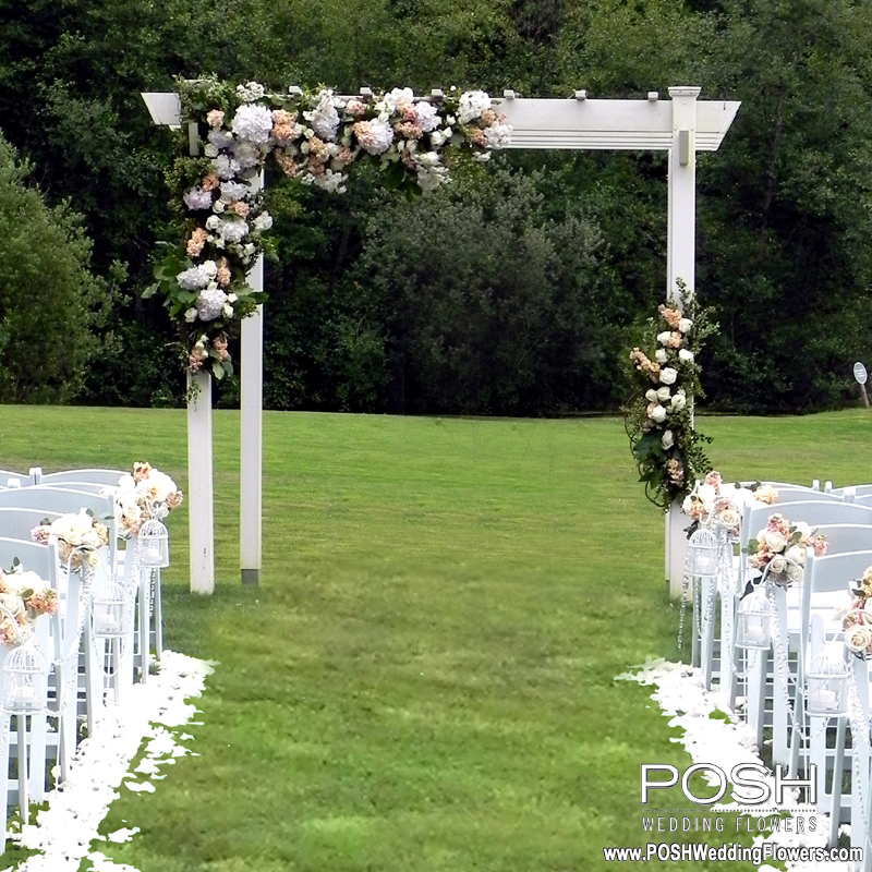 Floral Arches Amp Installations Seattle Wedding Flowers By POSH