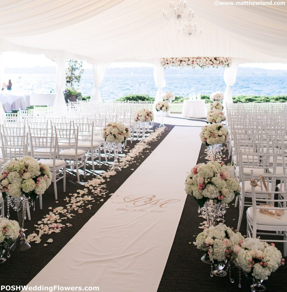 Wedding Ceremony Space at Woodmark Hotel
