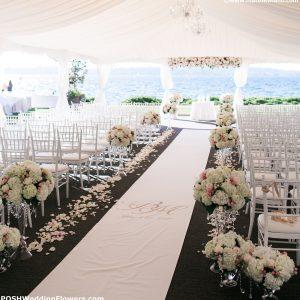 Wedding Ceremony Space at Woodmark Hotel