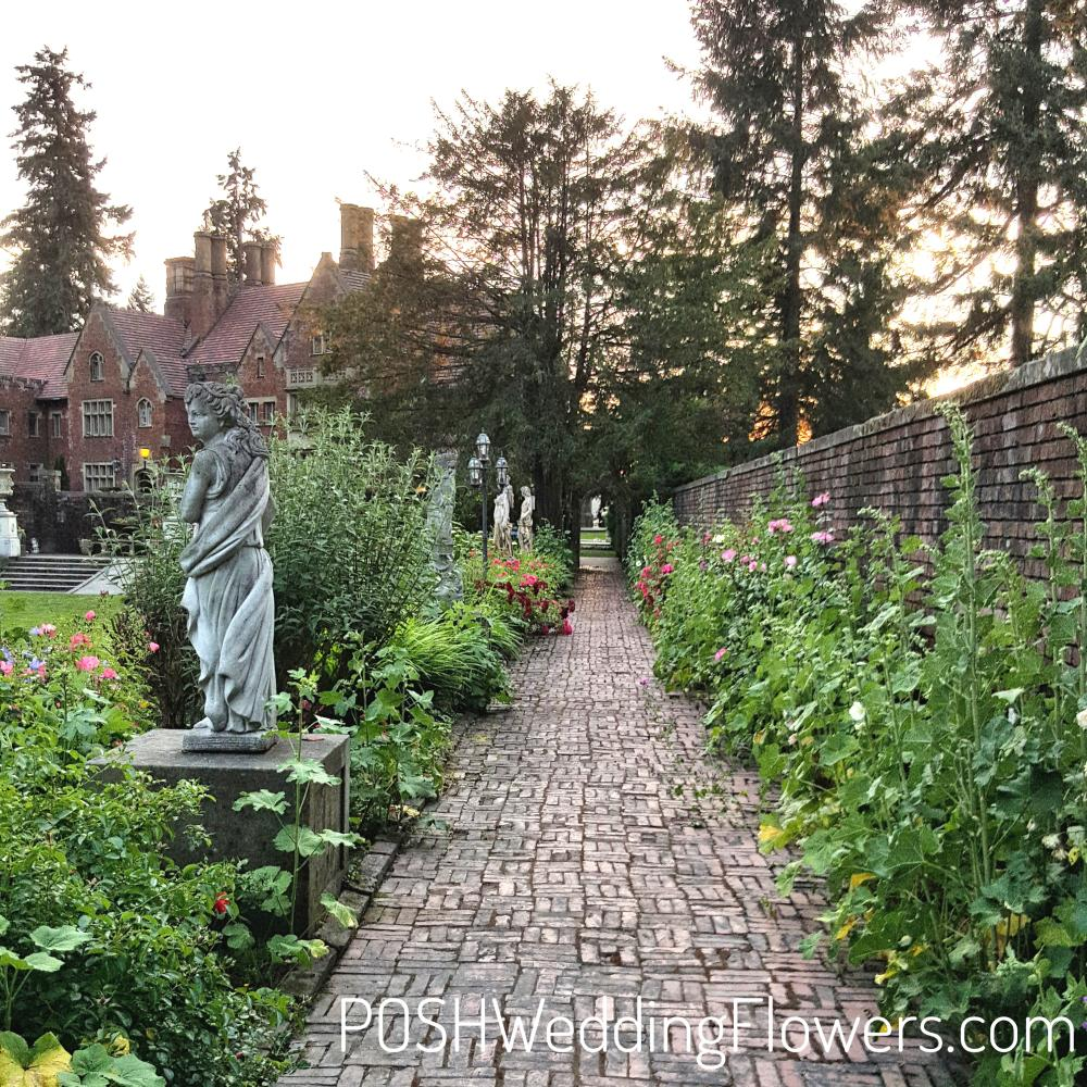 Garden Path at Thornewood Castle (6)