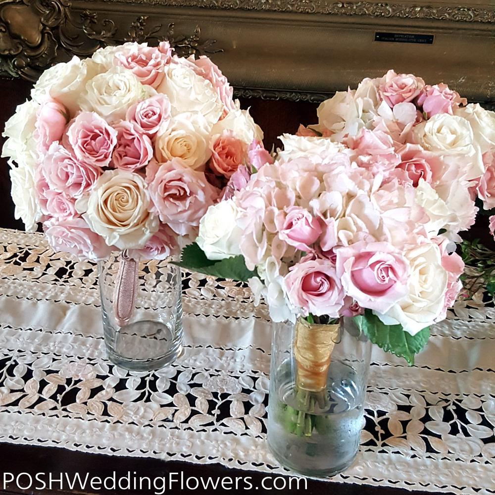 Thornewood Castle Bridal Bouquet for Shante