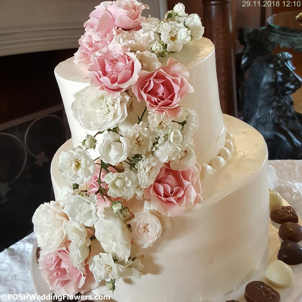 Shante's Wedding Cake